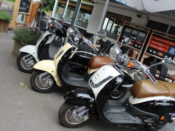 scooter huren